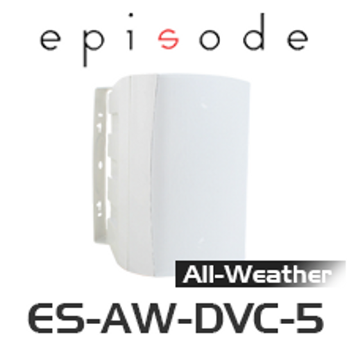"Episode All Weather Series Dual Input 5.25"" Speaker (Each)"