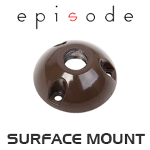 Episode Surface Mount Base for Landscape Satellite Speakers