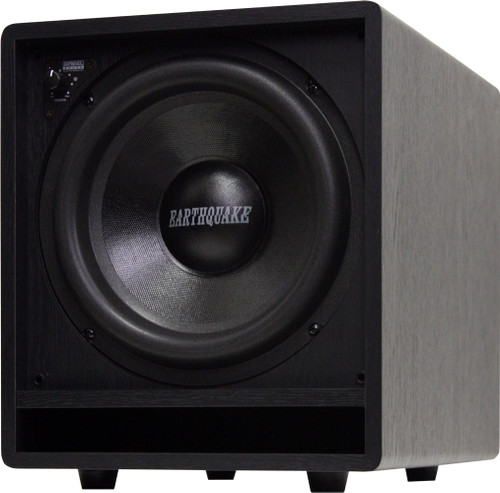 "Earthquake FF12 12"" Front-Firing Subwoofer (Each)"