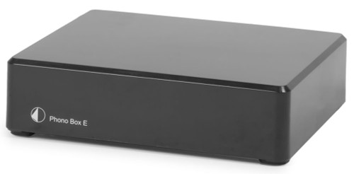 Pro-Ject Phono Box E MM Phono Preamp With Line Output