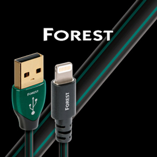 AudioQuest Forest USB to Lightning Cable