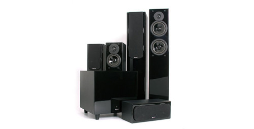 Sherwood Concerto 5.1 Channel Home Theatre System
