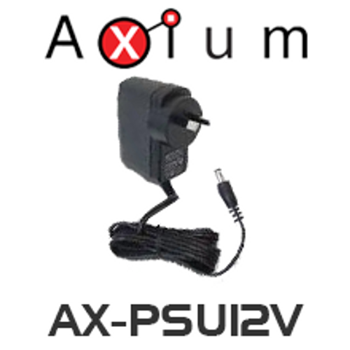 Axium AX-PSU12v Power Adapter