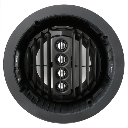 "SpeakerCraft AIM7 Three Series 2 7"" Aluminium Woofer Pivoting In-Ceiling Speakers (Pair)"