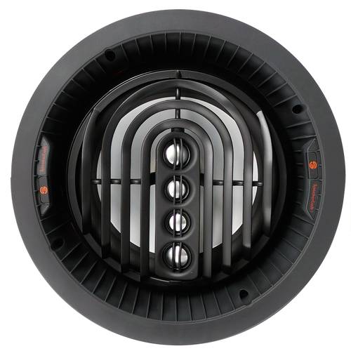 "SpeakerCraft AIM8 DT Three Series 2 8"" Aluminium Woofer Pivoting In-Ceiling Speakers (Each)"