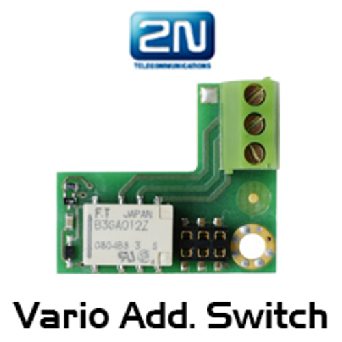 2N Helios IP Vario - Additional Switch