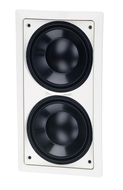 "Paradigm PCS-82SQ Dual 8"" In-Wall Subwoofer (Each)"