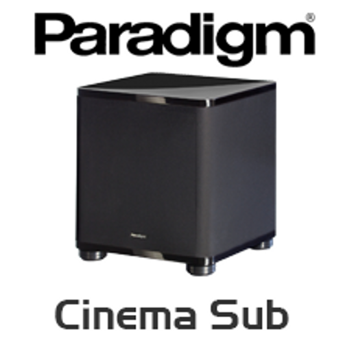 "Paradigm Cinema Sub 8"" 100W Subwoofer"