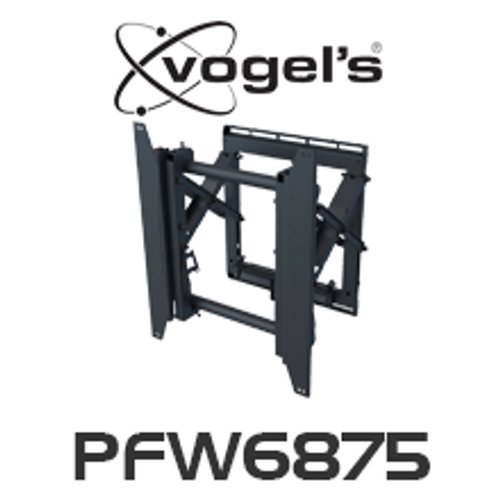 """Vogels PFW 6875 37""""-65"""" Video Pop-Out Flat Display Wall Mount (Portrait)"""