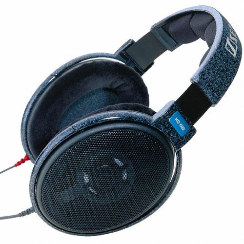 Sennheiser HD600 Avantgarde Open Dynamic Hi-Fi / Professional Stereo Headphones