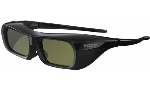 Sony TDG-PJ1 3D Active Shutter Glasses for Home Cinema Projectors (IR type)