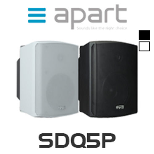 "Apart 5"" SDQ5P Active Stereo Loudspeaker (Pair)"