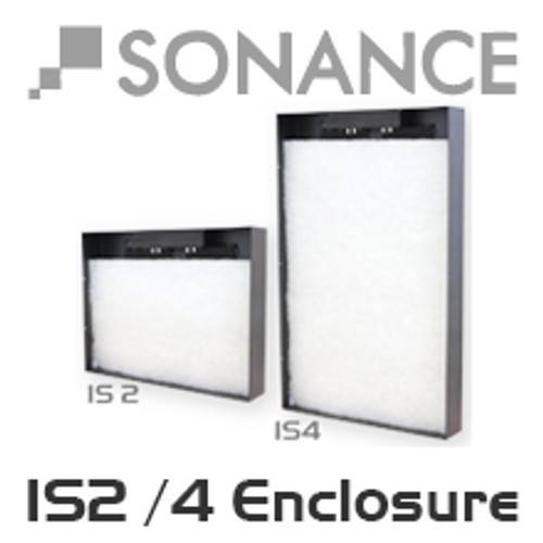 Sonance IS2 & IS4 Invisible Series Enclosures