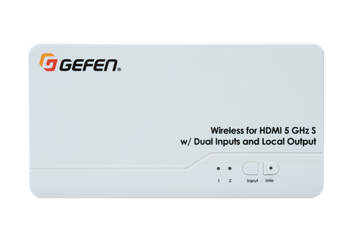 Gefen Wireless Extender for HDMI 5 GHz LR (Long Range) Extender System - Up to 30m