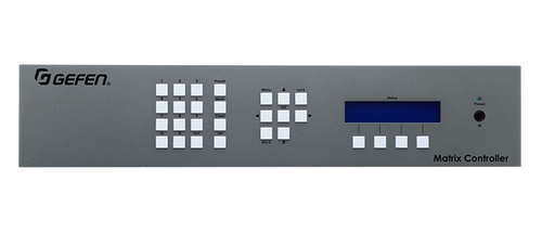 Gefen Matrix Controller - Manage KVM and Video Over IP