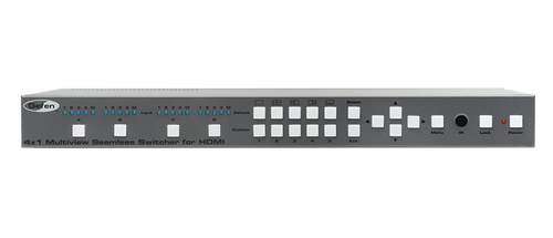 Gefen 4x1 HDMI Multiview Seamless Switcher