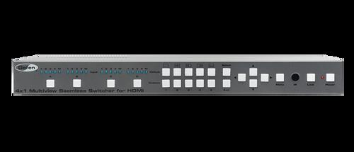 Gefen 4x1 HDMI Multiview Seamless Switcher