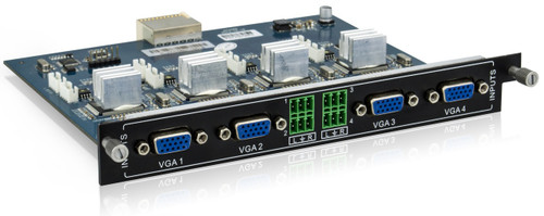 AVGear MC-4I-VA 4 VGA and Audio Input Card