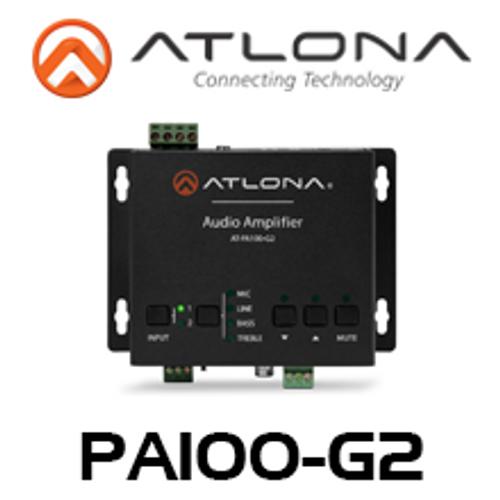 Atlona Stereo / Mono Audio Amplifier