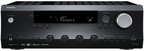 Integra DTM-40.7 2 Channel Network Stereo Receiver