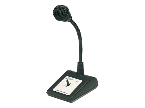 Australian Monitor AMX526 Heavy duty Gooseneck Style Desk Microphone Paging Station