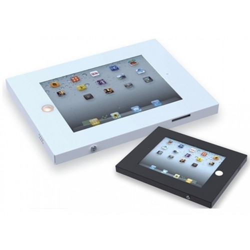 Quantum Sphere PAD-12 Anti-Theft Steel iPad Enclosure with Lock