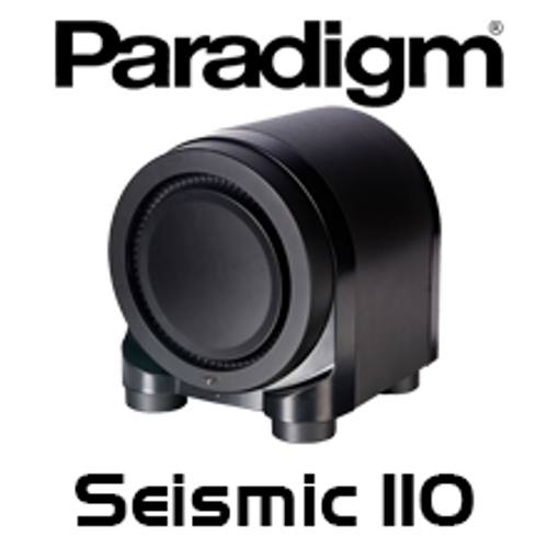 Paradigm Seismic 110 Sealed Active Subwoofer