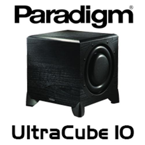 "Paradigm UltraCube10 10"" 650W Subwoofer"