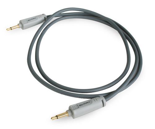 Binary Cables B3-Series 3.5mm (1/8 in.) Mini Mono to 3.5mm Mini Mono Cable