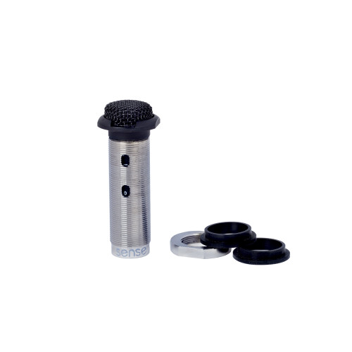 Sense Table Mount Button XLR Condenser Microphone - Cardioid / Omni