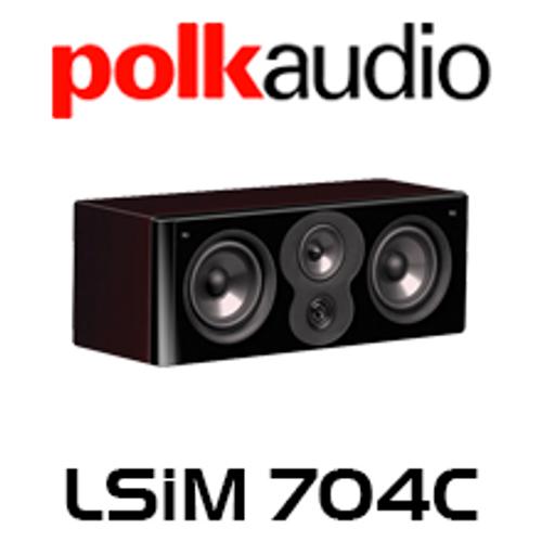 Polk Audio LSiM 704C Centre Channel Speaker (Each)