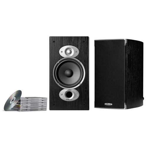 Polk Audio RTI A3 Bookshelf Speakers (Pair)
