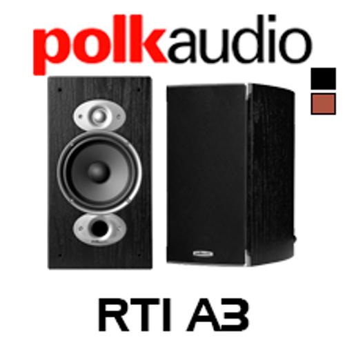 Polk Audio RTI A3 Bookshelf Speakers (Pair)