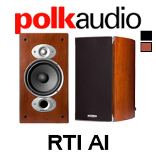 Polk Audio RTI A1 Bookshelf Speakers (Pair)