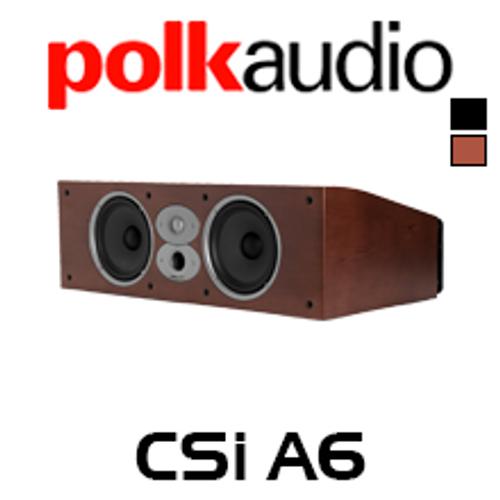 Polk Audio CSI A6 Centre Channel Speaker (Each)