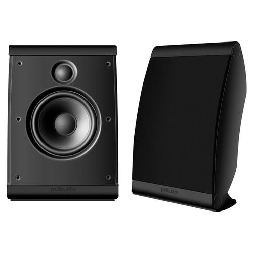 Polk Audio OWM3 LCR / Surround / Satellite Speakers (Pair)