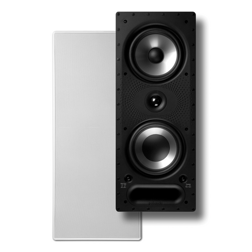 "Polk Audio VS265-RT 6.5"" In-Wall Rectangular Speaker (Each)"