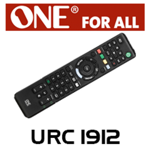 OFA URC1912 Sony Replacement Remote
