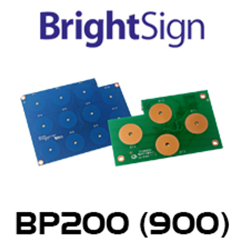 BrightSign USB Button Panels for Interactive Displays