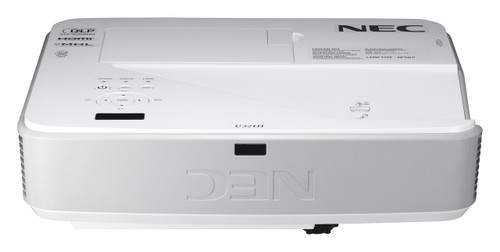 NEC U321HG 1080p 3200 Lumens DLP Ultra Short Throw Projector