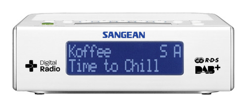 Sangean DAB+ / FM-RDS Digital Clock Radio