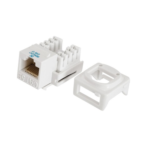 TE RJ45 CAT5e Mechanism Socket