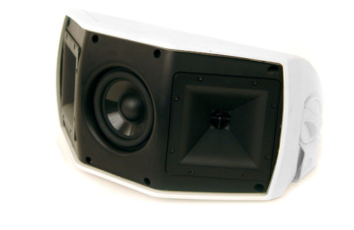 "Klipsch AW-500-SM 5"" Wide-Coverage All-Weather Outdoor Speaker (Each)"