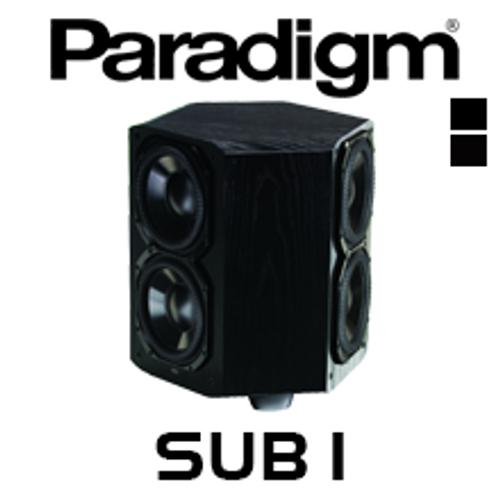 "Paradigm Signature SUB1 Six 8"" 1700W Ultra-Class D Hexagonal Cabinet Subwoofer"