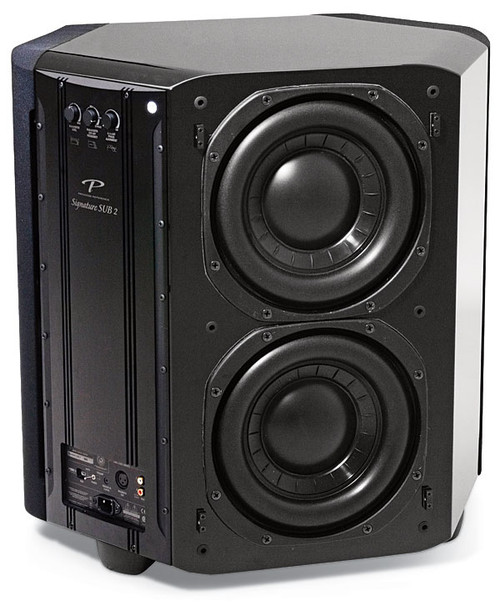 "Paradigm Signature SUB2 Six 10"" 4500W Ultra-Class D Hexagonal Cabinet Subwoofer"