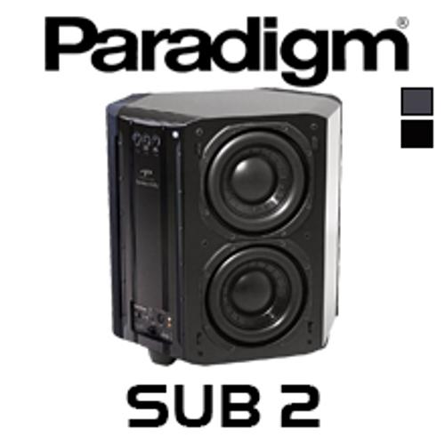 "Paradigm Signature SUB2 Six 10"" 4500W Ultra-Class D Hexagonal Cabinet Subwoofer"