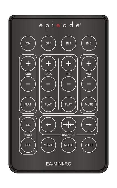 Episode Remote Control for Digital-Mini Amplifier