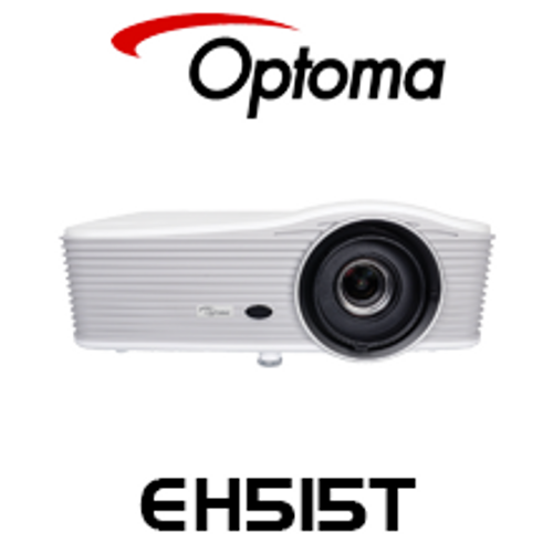 Optoma EH515T 1080P 5500 Lumens HDBaseT Large Venue DLP Projector