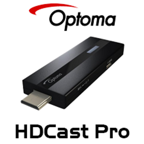 Optoma HDCast Pro 1080p Smart Wireless Streaming HDMI Stick