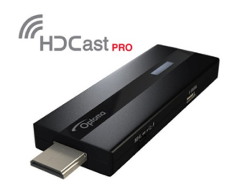 Optoma HDCast Pro 1080p Smart Wireless Streaming HDMI Stick